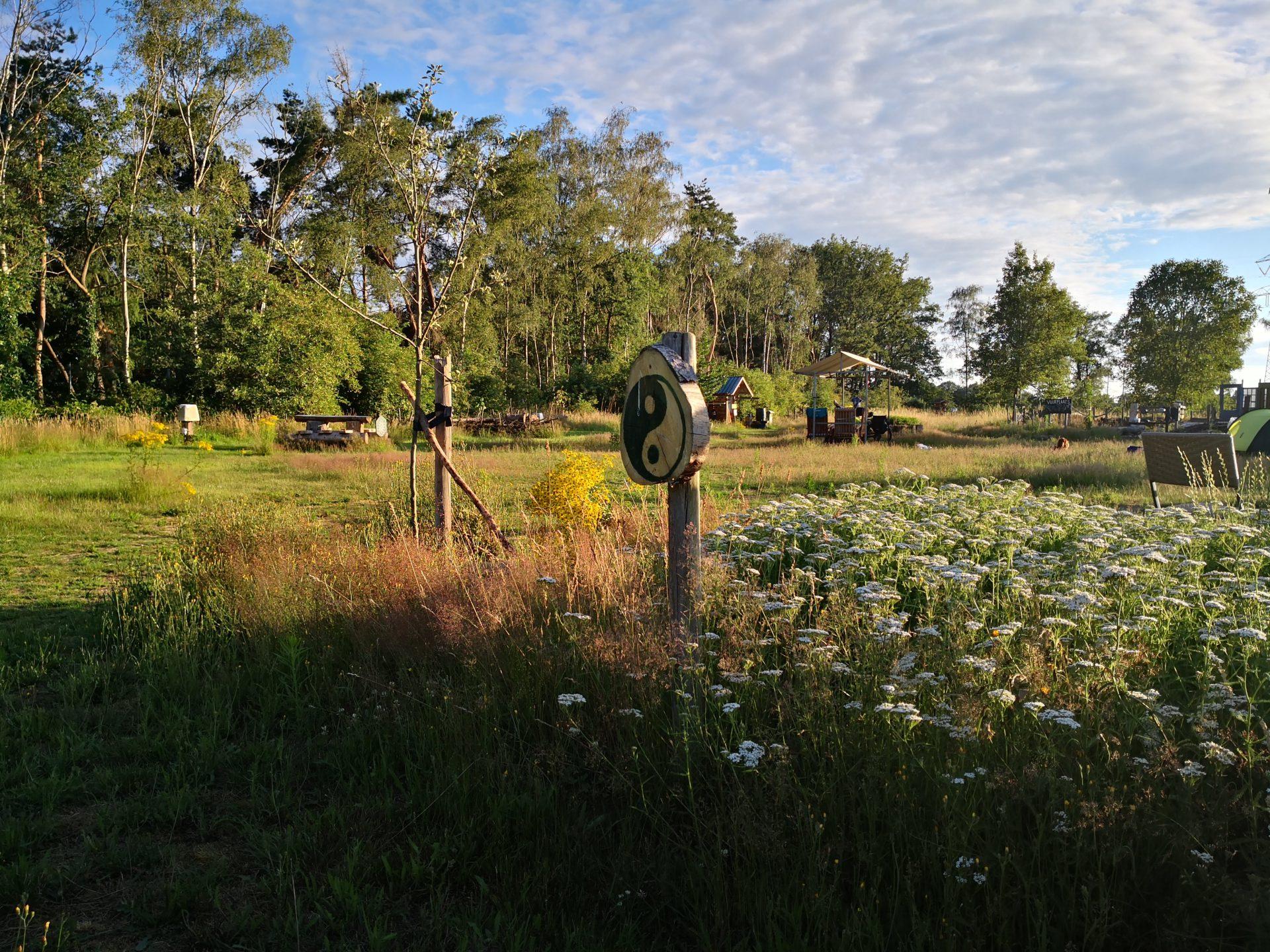 Terrein - Natuurcamping Klein Schoor Limburg