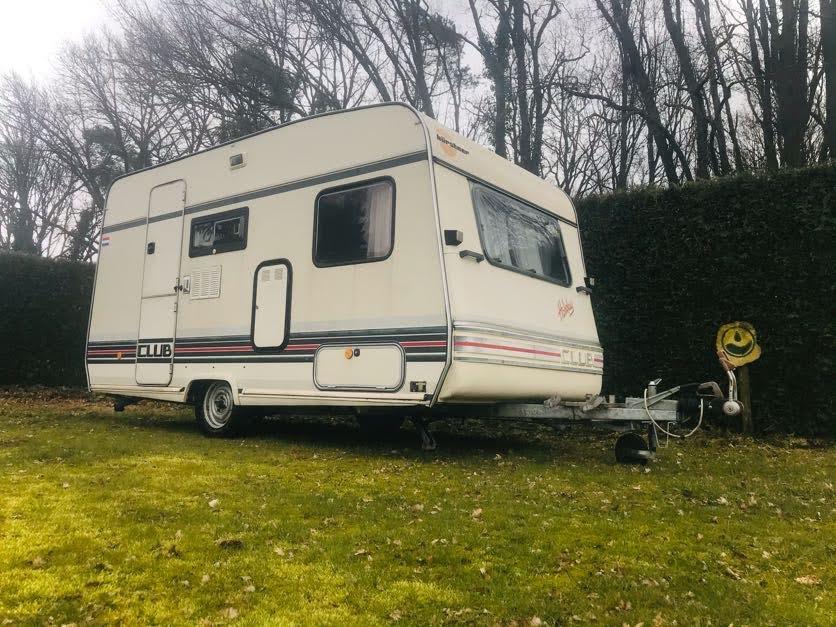 Caravan '90 camping Klein Schoor