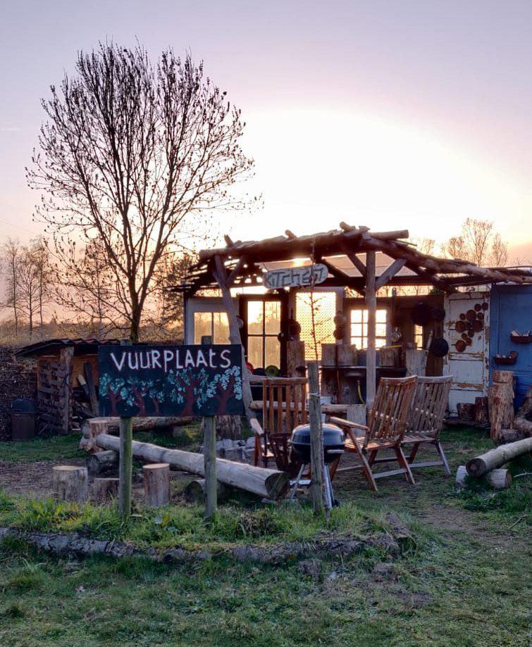 Vuurplaats 3 - Camping Klein Schoor Limburg