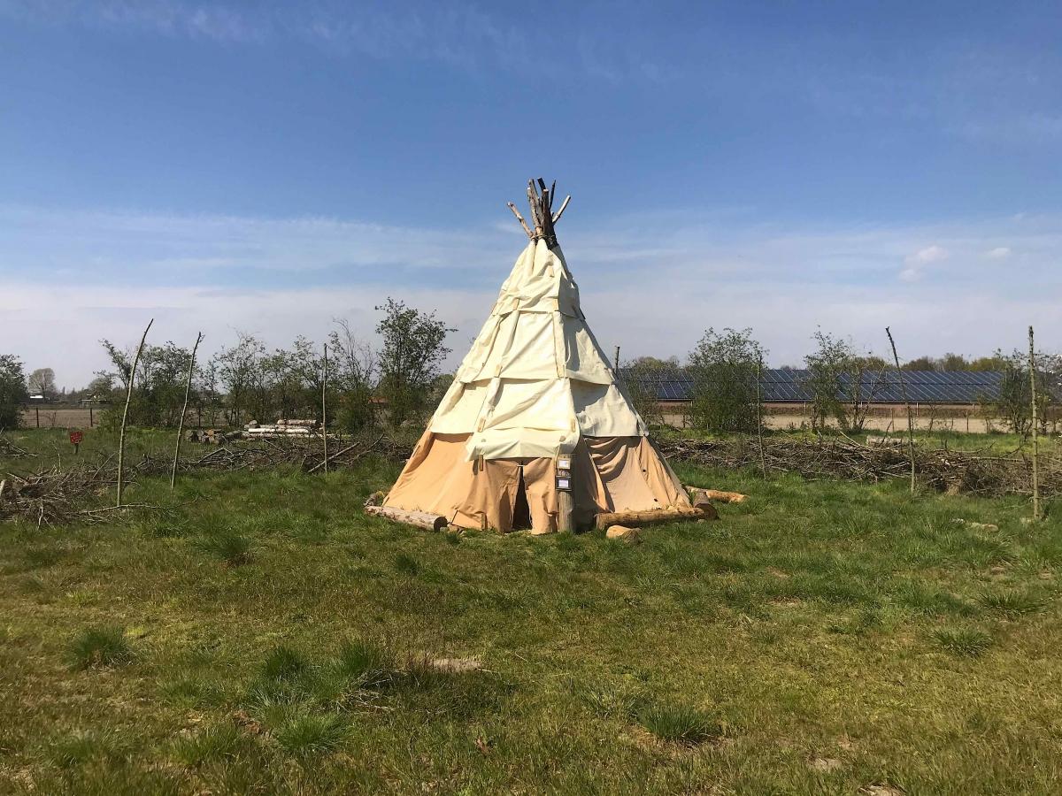 Tipi - Camping Klein Schoor Limburg